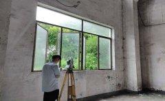 上海市浦东新区某房屋质量检测报告